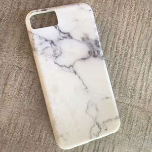 Accessories - Marble iPhone 8 Case